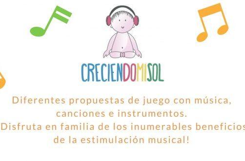 Taller de música en familia CrecienDoMiSol
