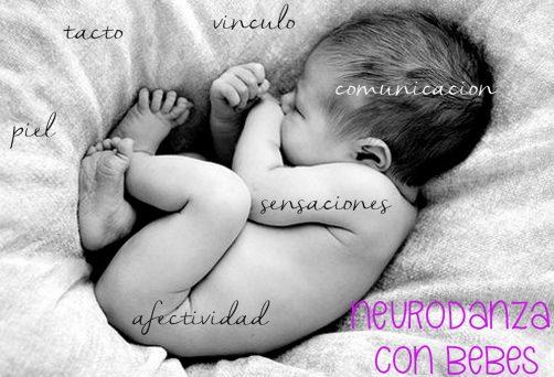 Neurodanza con tu bebé