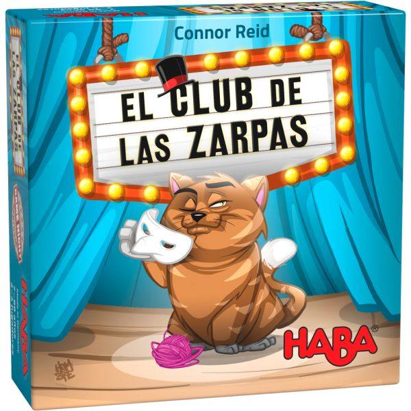 El club de las zarpas Haba