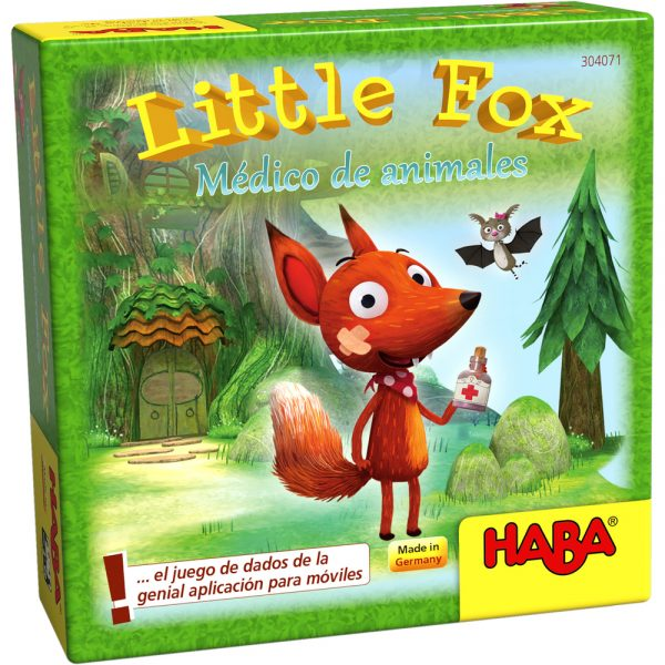 Little fox medico de animales