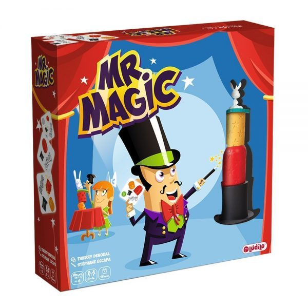Mr. Magic ludilo